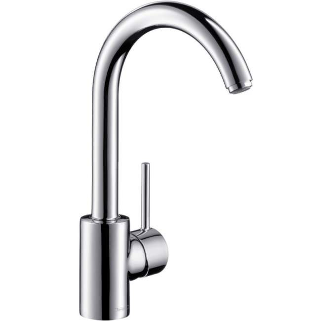 Baterie bucatarie Hansgrohe Variarc, crom