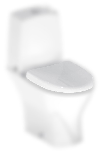 Capac WC Ideal Standard Connect Pure White