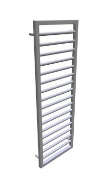 Radiator port-prosop Zehnder Subway 1549x600 mm, crom