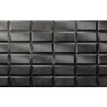 Faianta Diesel living Metal Perf 10x20cm, 8.5mm, Gloom