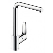 Baterie bucatarie Hansgrohe Focus 280, crom