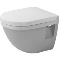 Vas WC suspendat Duravit Starck 3, 360x485 mm
