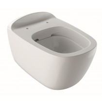 Vas WC suspendat Geberit Citterio Rimfree 56cm, KeraTect alb