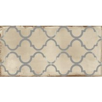 Faianta Iris May 10x20cm, 7mm, Decoro More Key Beige