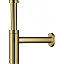 Sifon lavoar Design Plus Hansgrohe Flowstar S, gold optic lustruit