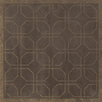 Decor gresie Iris Quayside 60x60cm, 9mm, Brown Decorated