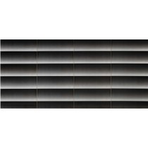 Faianta Diesel living Shades of Blinds 10x30cm, 7mm, Black