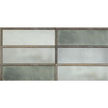 Faianta Diesel living Industrial Glass 60x20cm, 7mm, Green