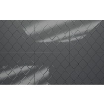 Faianta Diesel living Fence 20x20cm, 7mm, Grey