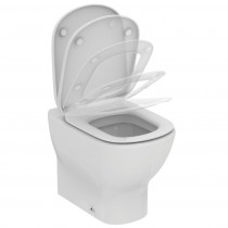 Vas WC Ideal Standard Tesi back-to-wall, pentru rezervor ingropat