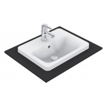 Lavoar Ideal Standard Connect Rectangular 58x42cm, montare in blat