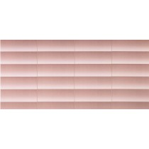 Faianta Diesel living Shades of Blinds 10x30cm, 7mm, Pink