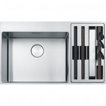 Chiuveta Franke Box Center BWX 220-54-27 dreapta, 860x510mm, inox satinat
