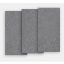 Gresie portelanata rectificata FMG Pure 120x60cm, 10mm, R9 Dusty Grey Matt