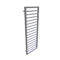 Radiator port-prosop Zehnder Subway 1261x450 mm, crom