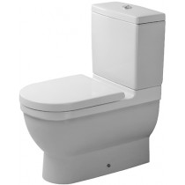 Vas WC Duravit Starck 3 back-to-wall