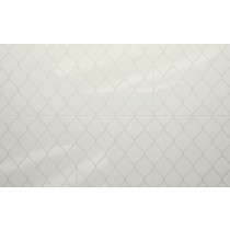 Faianta Diesel living Fence 20x20cm, 7mm, White