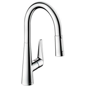 Baterie bucatarie Hansgrohe Talis S 200, dus extractibil