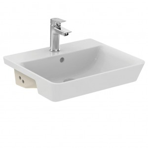 Lavoar Ideal Standard Connect Air 50x 44cm, montare in blat