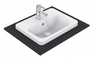 Lavoar Ideal Standard Connect Rectangular 50x39cm, montare in blat