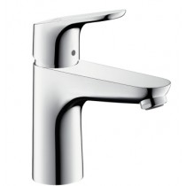 Baterie lavoar Hansgrohe Focus 100, ventil pop-up