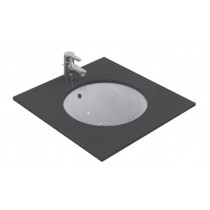 Lavoar Ideal Standard Connect Sphere 48x48cm, montare sub blat